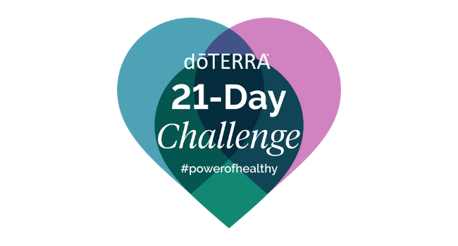 Join Me in The Power of Healthy 21-Day Challenge!