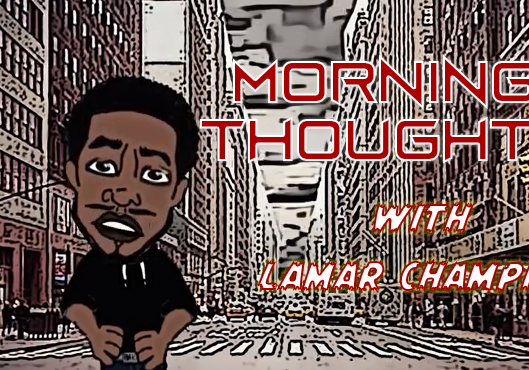 Morning Thoughts Show Logo For Page