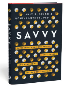 The Savvy Book
