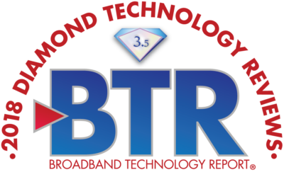 "Evolution Digital's eSTREAM 4K Awarded BTR ""Diamond"" As Leading 2018 Product"