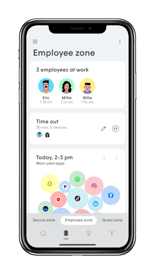 Plume WorkPass