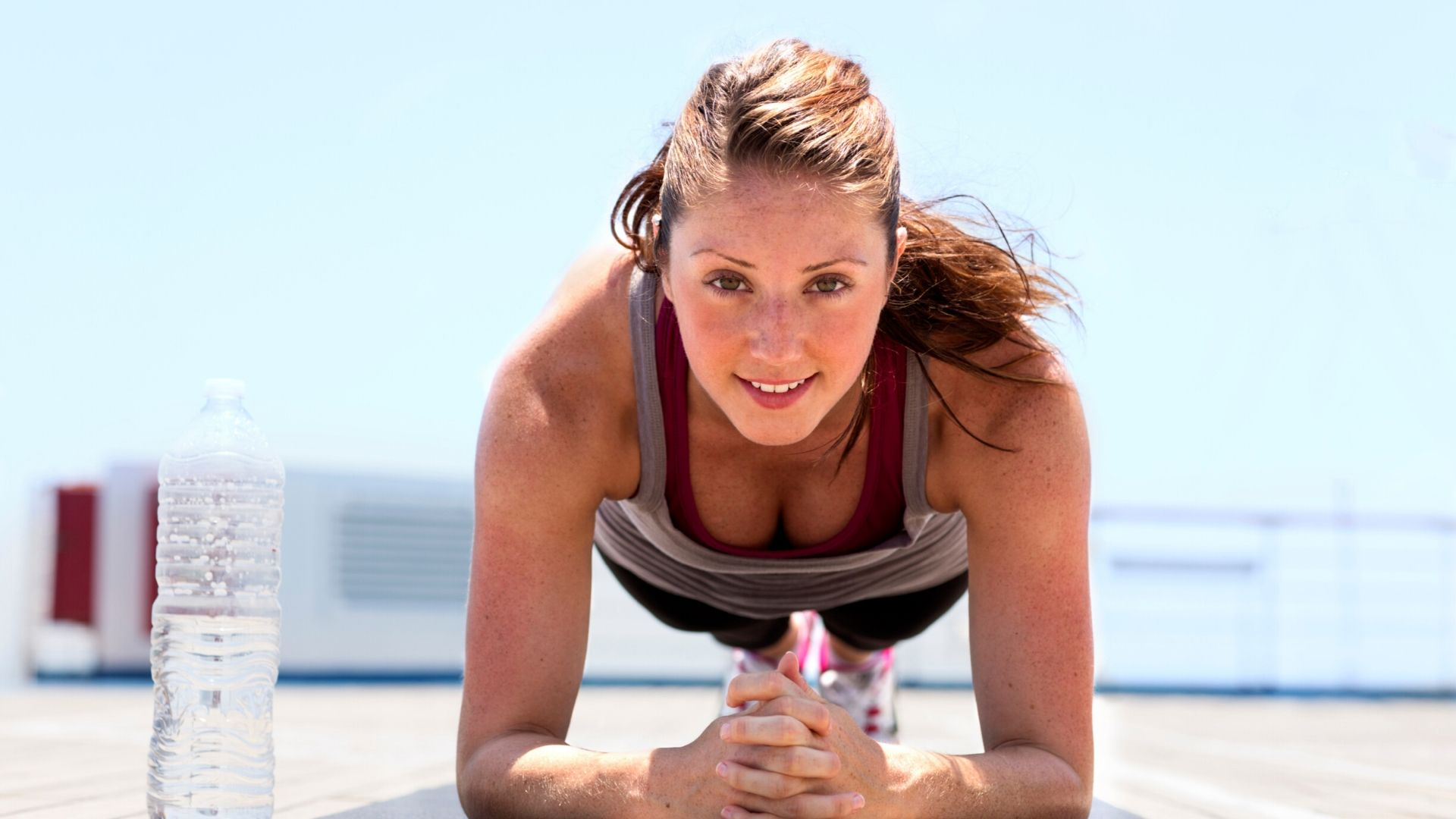 Plank Exercise Challenge