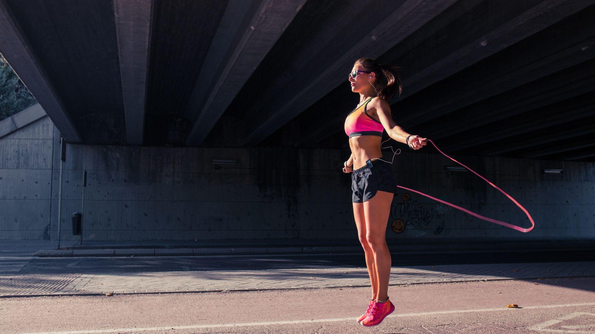 Skiptember Skipping Exercise Challenge - Banner