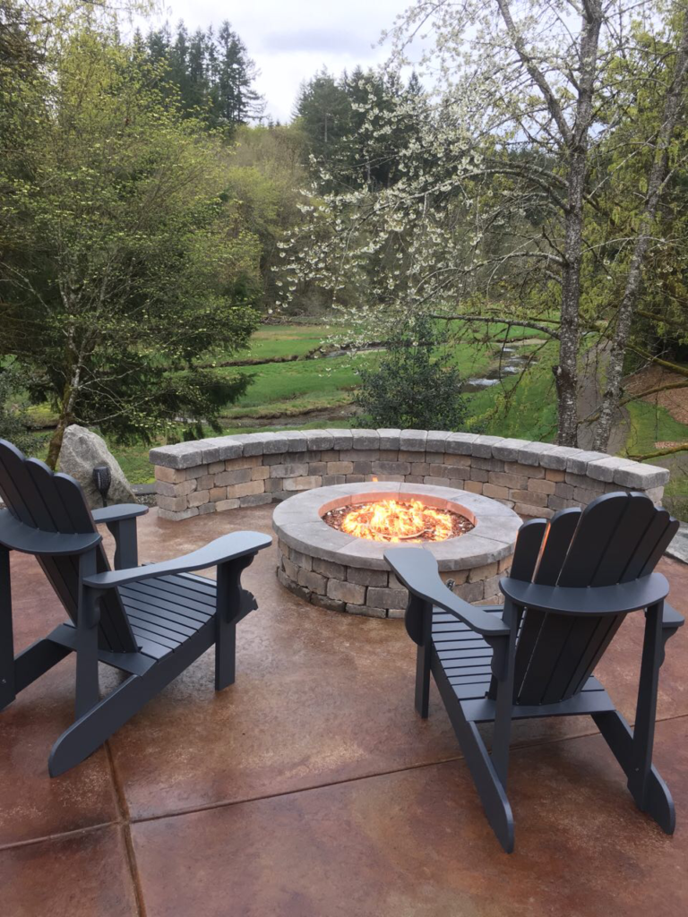 Copy of Fire pit