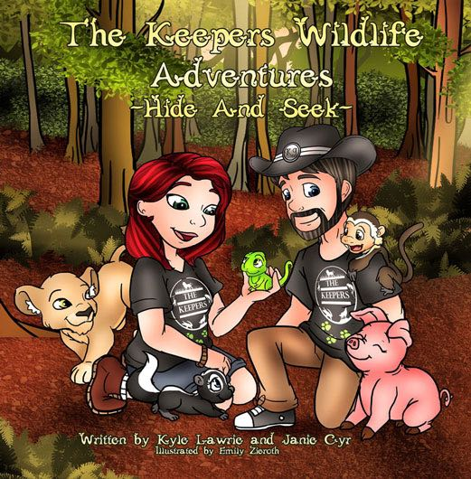 The Keepers Wildlife Adventures: Hide and Seek