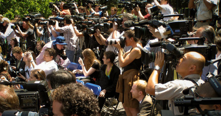 As long as the public turns to reliable and credible sources for its news, we will need well-trained, ethical journalists. (Ernst Moeksis/Flickr. Used with a CC BY 2.0 license)