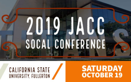 2019 JACC SoCal Conference / CSUF / 10-19-2019