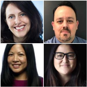 Cindy Chang, Tracy Boucher, Ashley Alvarado, Tom Harmonson - LA Times panelists