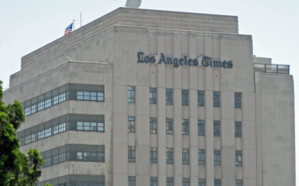 Los Angeles Times building