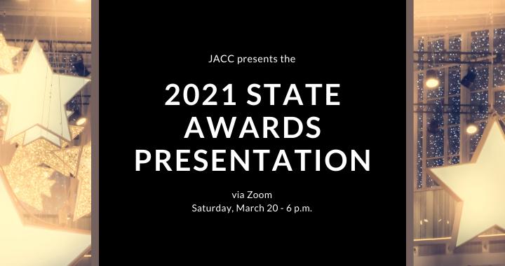 JACC 2021 awards presentation