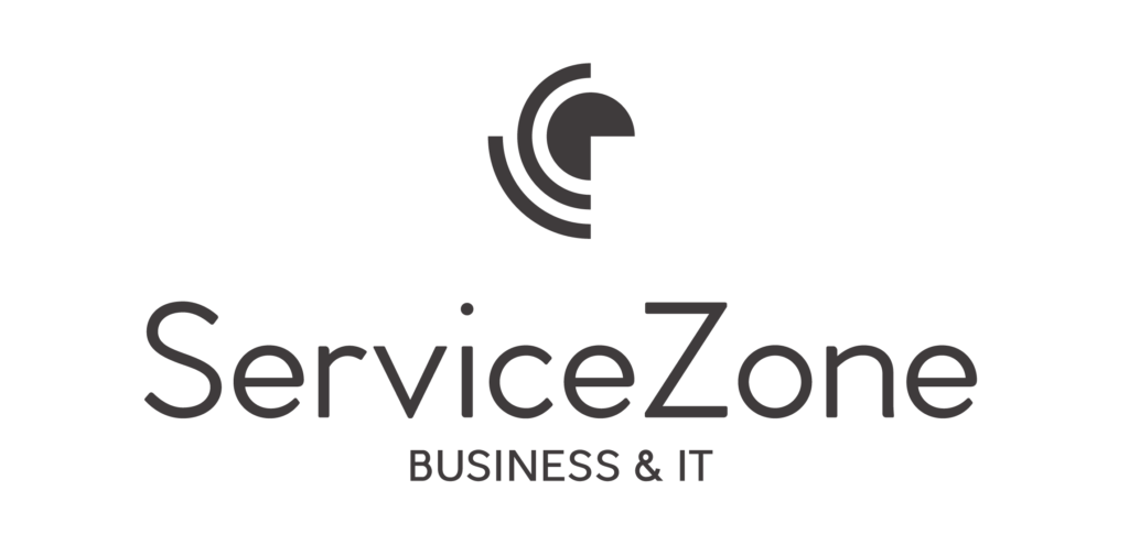 ServiceZone logo transparent background