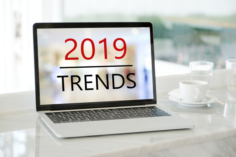 best web design trends in 2019