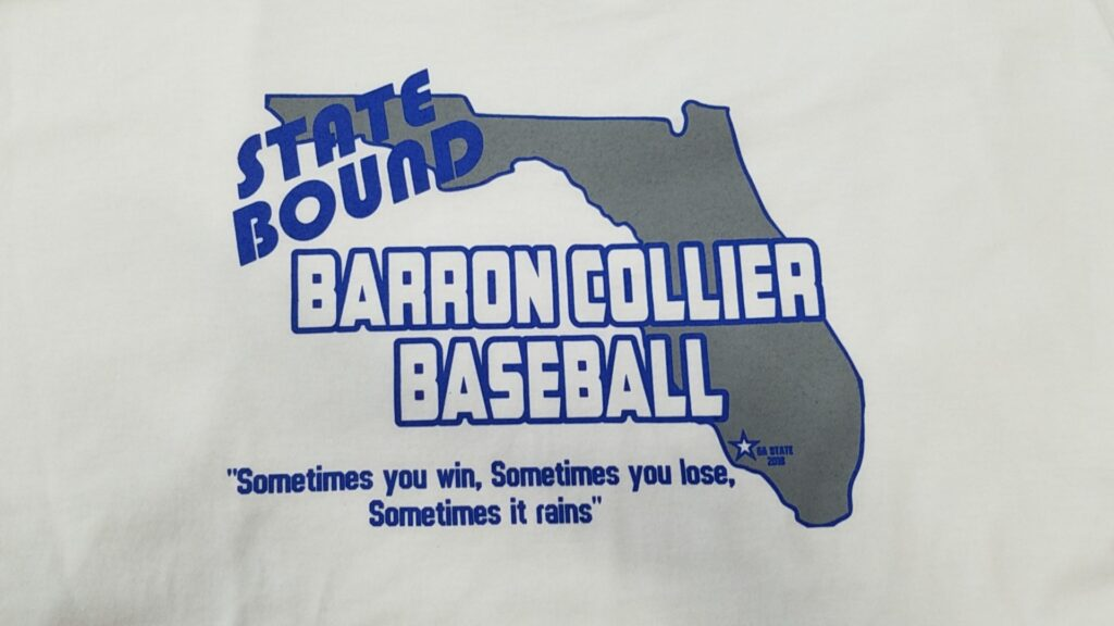 Barron Collier Baseball