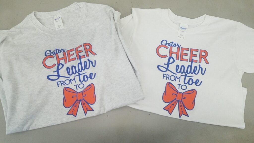 Gators Cheer 2018