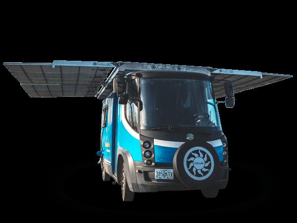 SolarRolla E-Star