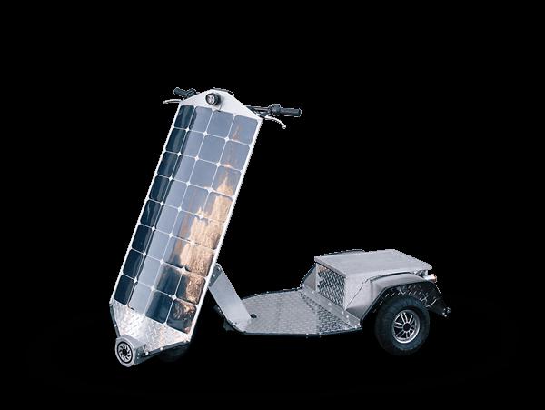 SolarRolla Scooter