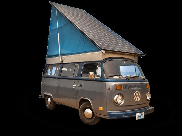 SolarRolla VW Van