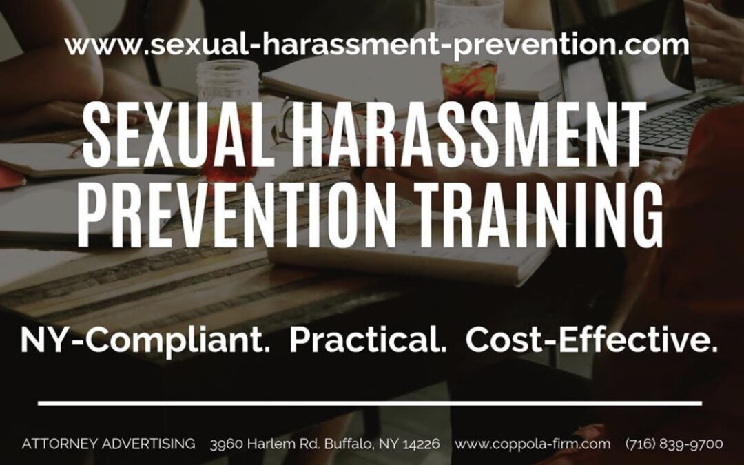 Easy, Compliant, Online Sexual Harassment Prevention Training