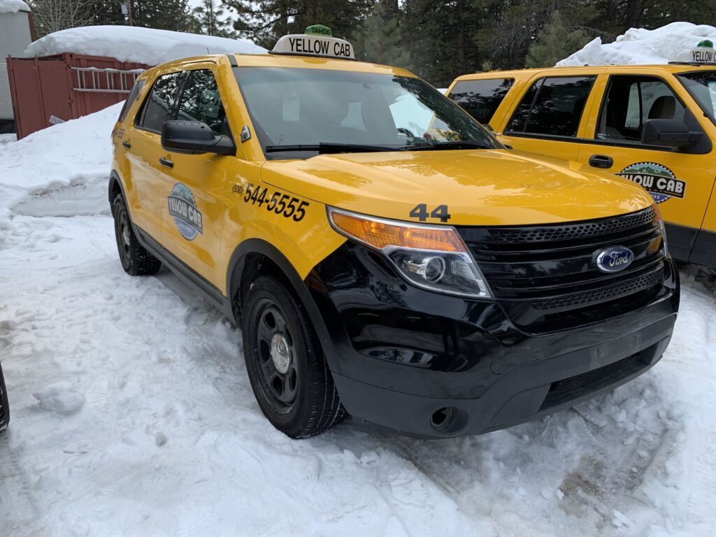 South Lake Tahoe's Finest Taxi Service