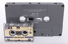 Audio Tape Formats
