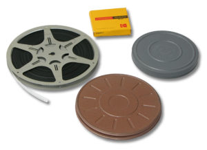 8mm and Super8 Reels