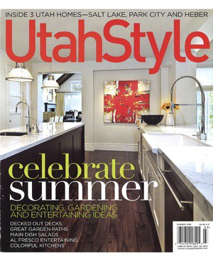 USD Summer 2010 Gleeson Cover A Work of Art