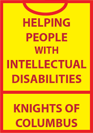 People With Intellectual Disabilities Drive logo