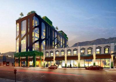 Selma Avenue Hotel