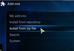 How to Install SportsDevil Kodi Add-on Jarvis 16 1 – Whyingo Kodi
