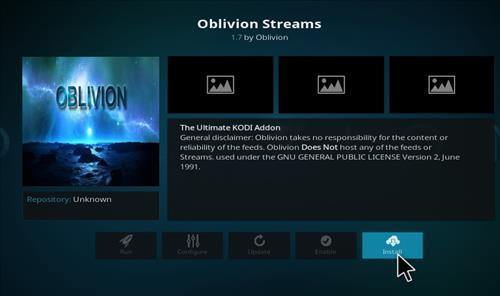 How to Install Oblivion Streams Add-on Kodi 17 Krypton step 17