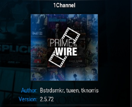 How to Install 1 Channel Add-on Kodi 16.1 Jarvis pic 1