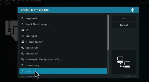 How to Install Pinoy_Ako Kodi Add-on with Screenshots step 11
