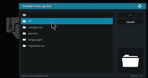 How to Install Pinoy_Ako Kodi Add-on with Screenshots step 13