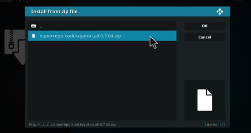 How to Install Pinoy_Ako Kodi Add-on with Screenshots step 14