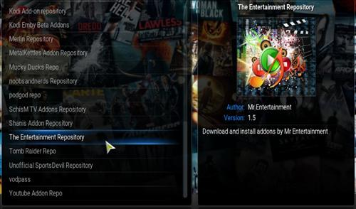 How to Install Rave Player Music Add-on Kodi 16 1 Jarvis