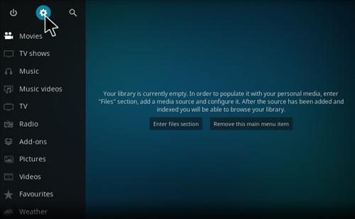 How To Install Aeon Nox Skin Kodi 17 Krypton step 1