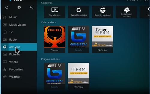 How to Install Alpha Reborn Add-on Kodi 17 Krypton step 8