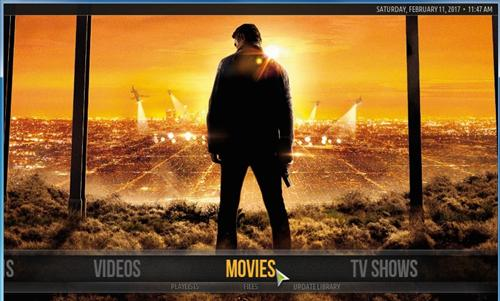 How to Install Amber Skin Kodi 17 Krypton pic 1