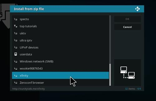 How to Install Binky TV Add-on Kodi 17 Krypton step 11