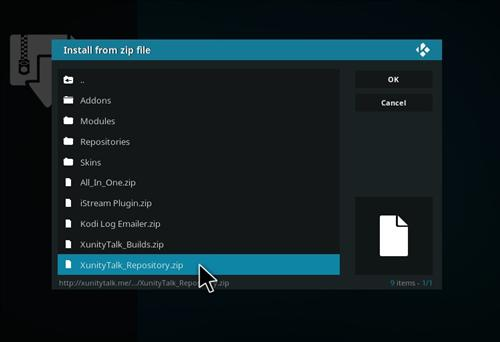 How to Install Binky TV Add-on Kodi 17 Krypton step 12