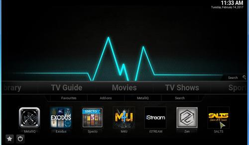 How to Install Echo Vibe Build Kodi 17 Krypton pic 1