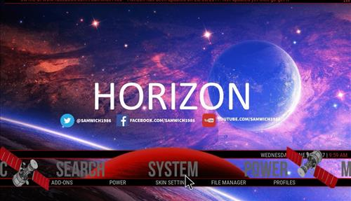 How to Install Horizon Build Kodi 17 Krypton pic 1