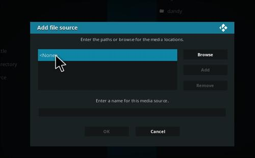 How to Install Super Cartoons Add-on Kodi 17.1 Krypton step 3