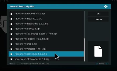 How to Install TVAddons.CO Add-on Repository Kodi 17 Krypton step 11