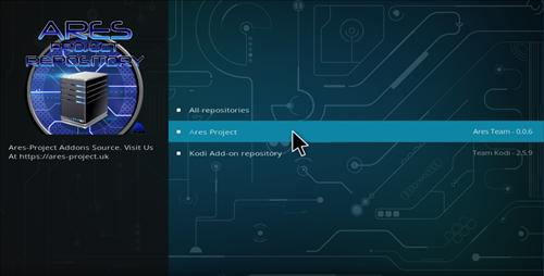 How to Install Apollo Build Kodi 17.1 Krypton step 16