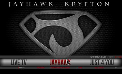 How to Install Jayhawk Build Kodi 17 Krypton pic 1