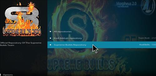 How to Install Titanium Build Kodi 17.1 Krypton step 15