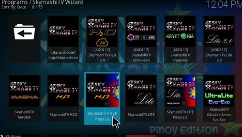 Best Free Filipino KODI Add-ons 2017 pic 1