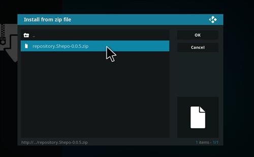 How to Install Boxing Hits Add-on Kodi 17.1 Krypton step 12