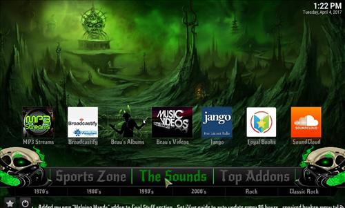 How to Install Kryptic Build Kodi 17.1 Krypton pic 2
